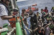 Bodies of 21 women, one man found on boat off Libya