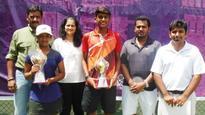 ATF Asian U14 Series Tennis Tournament: Gargi wins girl's title, double crown for Aaryan Zaveri