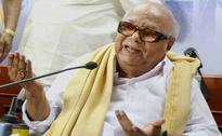 DMK Chief Karunanidhi Opposes Single Entrance Test For Medical Courses