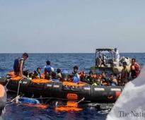 Four migrants dead, 945 rescued Mediterranean