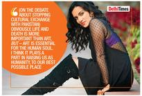 Anoushka Shankar: Be it Europe's refugees or Indo-Pak relations, we have to talk to each other