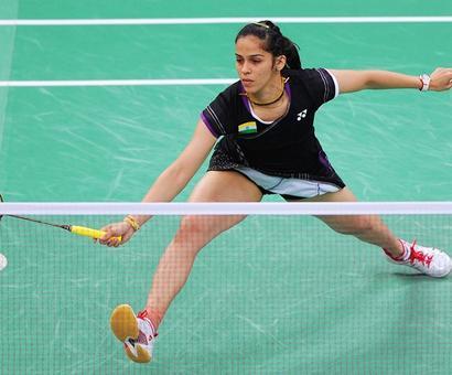 India's campaign in Macau ends as Saina, Sai crash out
