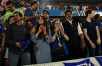 IPL final: Rohit Sharma and Ritika's romantic moment