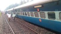12 bogies of Mangalore Express derails near Angamaly