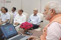 Modi launches web portal, to take suggestions on good governance