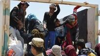 '50,000 remain trapped inside Falluja'