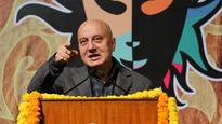 Your battle is so much better in reel life, Mr Anupam Kher