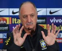 Scolari denies move to Chinese league