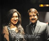 Prosenjit-Rituparna come together on film premiere stage after ag...