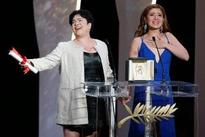 Andrea Torres teary-eyed over Jaclyn Jose's big win at Cannes
