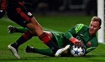 Barca keeper Ter Stegen to miss Spanish Super Cup