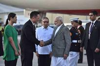 PM arrives in Manila to attend ASEAN-India, East Asia summits