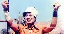 MGR's unmatched aura and demeanour