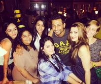 Barkha, Anita, Rohit and more let their hair down at Indraneil's birthday bash!