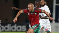 Morocco's Amrabat out of Nations Cup