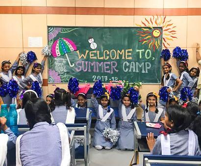Schooling, the Saajha way
