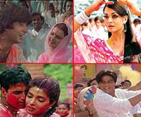 Have a look at Bollywood's hot Holi item numbers