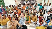 BJP launches 'Save Bengal' campaign from Rajghat
