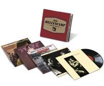Five John Mellencamp Albums Set For 180-Gram Vinyl Reissue On June 10 By Mercury/UMe