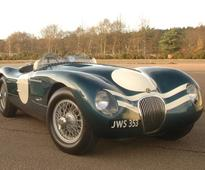 The Jaguar XK120 Sports Car, a Steady Growing Investment
