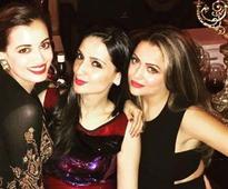 Inside Pics: Alia, Katrina, Kareena let their hair down at Manish Malhotra's birthday bash