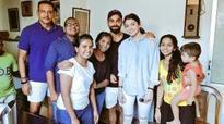 Anushka joins Virat in Sri Lanka