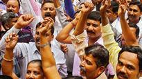 Karnataka government machinery comes to a halt