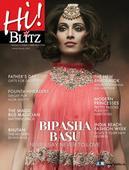 A Newly Married Bipasha Looks Elegant on the latest issue of Hi! Blitz Magazine