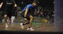 Saurav Ghosal crashes out of World Squash Championship
