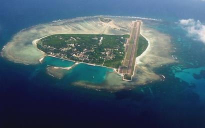 China opens cinema theatre in disputed South China Sea island