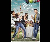 The first poster of Kapoor & Sons is here