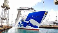 Princess Cruises fined $40m for deliberately polluting the sea
