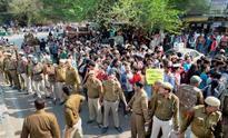 ABVP-AISA clash at DU college over invite to JNU students