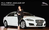Jaguar launches XF facelift in India; price starts at Rs 49.50 lakh