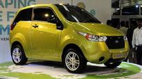 Mahindra electric working to increase driving range for fleet car to 200 km per charge