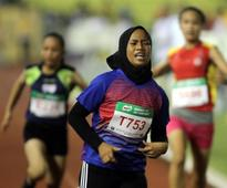 Azreen a new sprint gem in the making
