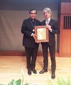 Mukesh Ambani awarded Othmer Gold Medal for Entrepreneurial Leadership