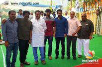 Puri-Kalyan Ram's film launched
