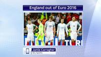 Joe Hart takes responsibility for England's Euro 2016 exit