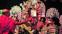 Melting Pot: Mumbai celebrates Durga Puja with decked-up pandals, dhaak and sindoor
