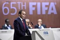 Jordan seeks to get Prince Ali installed as FIFA president
