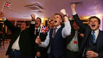 U.K. Votes To Leave EU; Prime Minister Cameron To Step Down