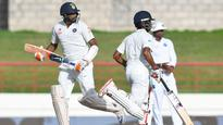#WIvIND: Ashwin, Saha save India's face as star-studded top order crumbles before young West Indian pacers