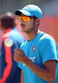 Axar Patel replaces Ravindra Jadeja for Pallekele Test