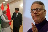 India Must Not Accept NSG Membership; It Will Be a Loss: Yashwant Sinha