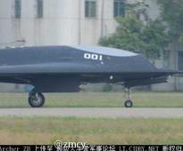 An Image Of China's New Drone Has Recently Emerged On The Web