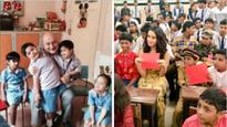 Twitter explodes! Bollywood bigwigs give a big shout out to kids on Children's Day