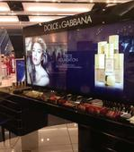 Dolce & Gabbana The Make Up makes European travel retail debut
