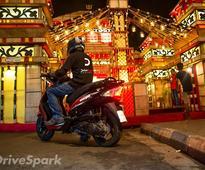 Day-Night Transition With TVS #Wego On #DurgaPuja In Kolkata — Part 2