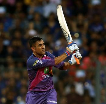 Tiwary hails charismatic Dhoni for Pune's victory
